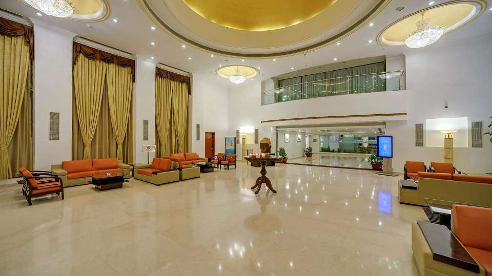 Lobby at Hotel Royal Sarovar Portico Siliguri Hotels 2