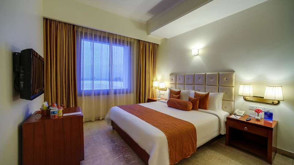 Deluxe Rooms Royal Sarovar Portico Siliguri 1
