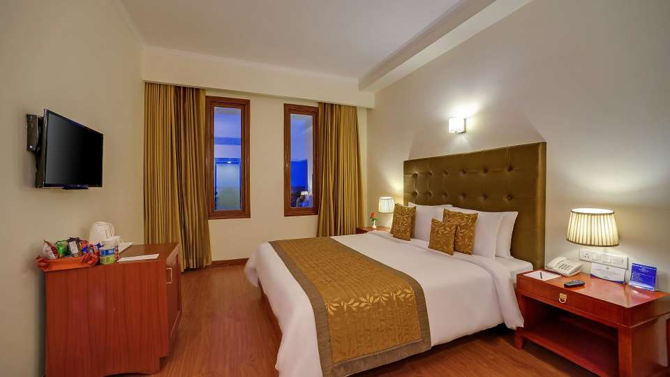 Deluxe Rooms at Hotel Royal Sarovar Portico Siliguri Hotels