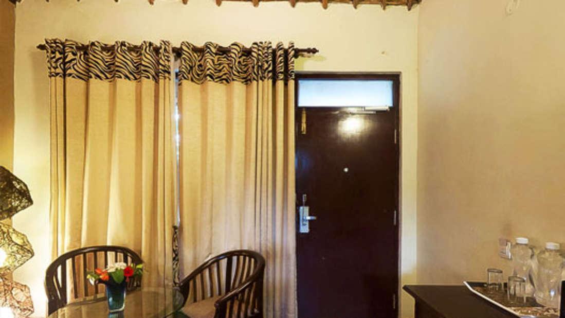 Corbett Wild Iris Spa Resort Ramnagar - Delux Cottage