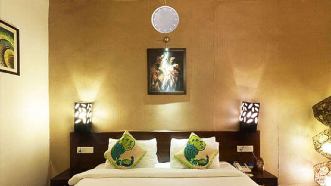 Delux Cottage at Corbett Wild Iris Spa Resort Ramnagar