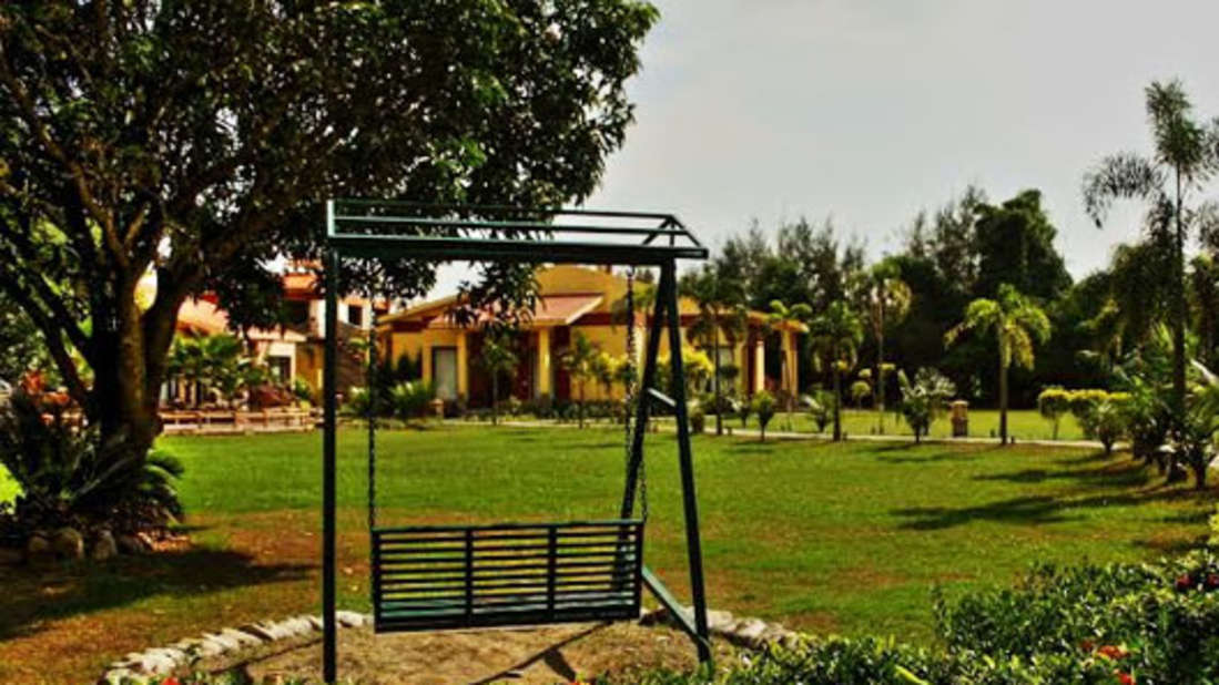Outdoor View at Corbett Wild Iris Spa Resort 3