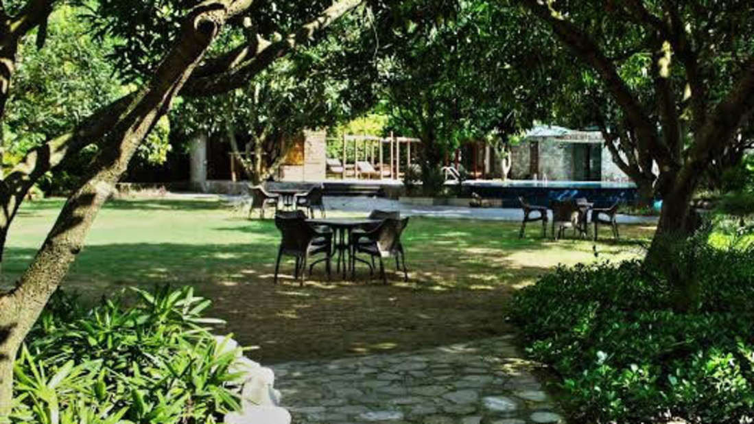 Outdoor View at Corbett Wild Iris Spa Resort 4