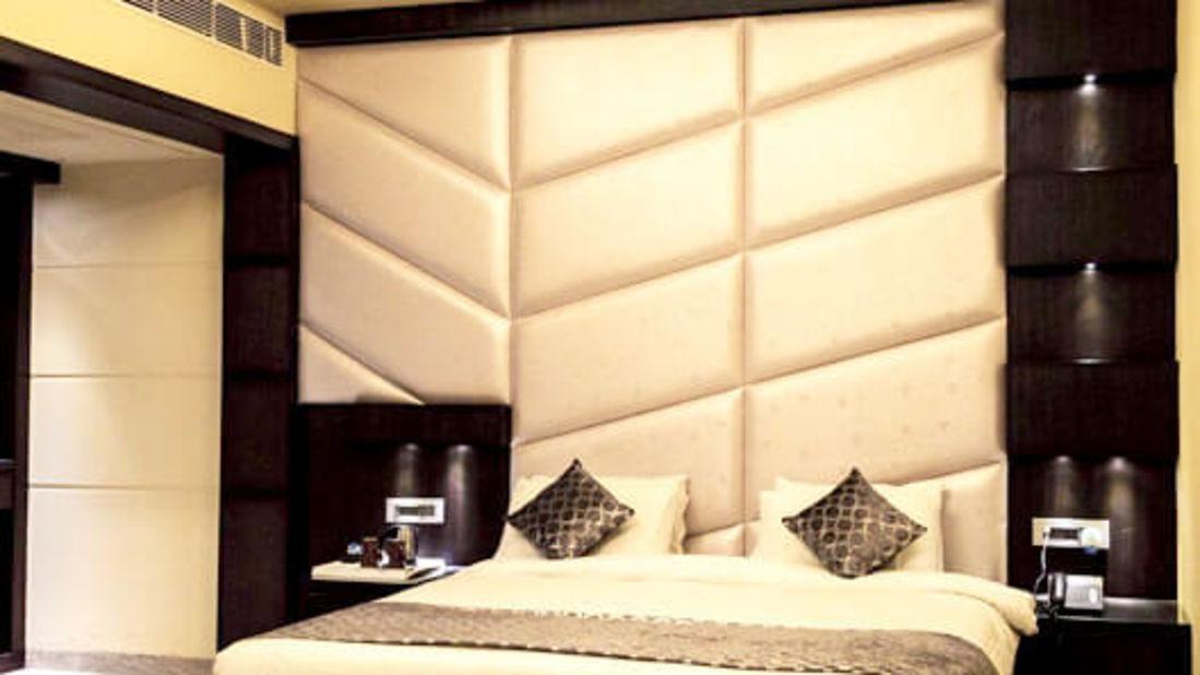 Tiger suite - Corbett Wild Iris Spa Resort Ramnagar