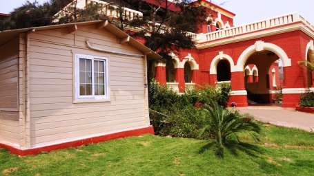 Mahodadhi Palace - A Beach View Heritage Hotel in Puri Puri deluxe wooden cottages Mahodadhi Palace Beach View Heritage Hotel in Puri