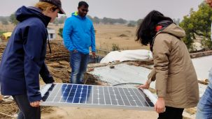 Inbound Student Group - Solar Project 2