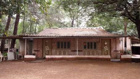 Dormitory Exterior - Sajan