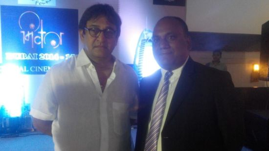 Mr Mashesh Manjarekar at The Orchid Hotel Mumbai