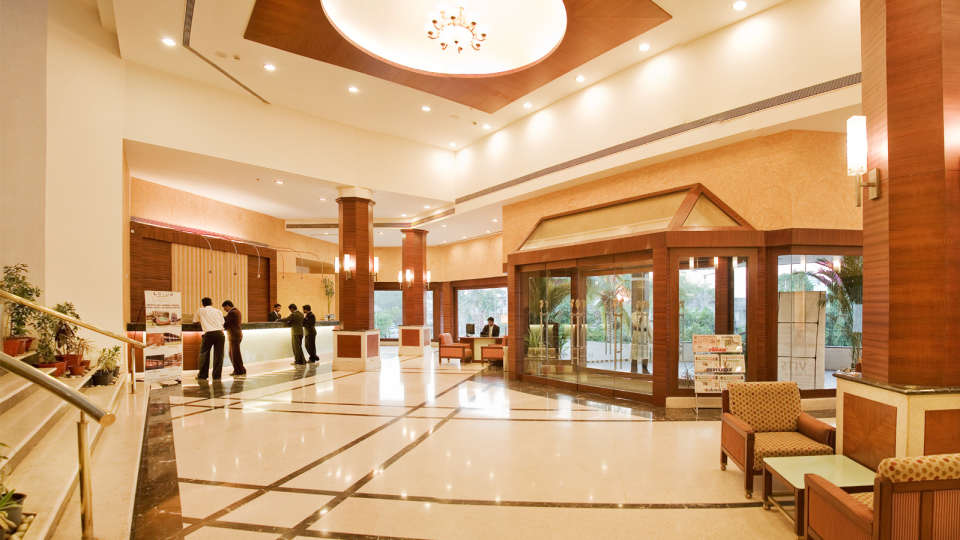 VITS Luxury Business Hotel, Aurangabad Aurangabad Lobby of VITS Luxury Business Hotel Aurangabad
