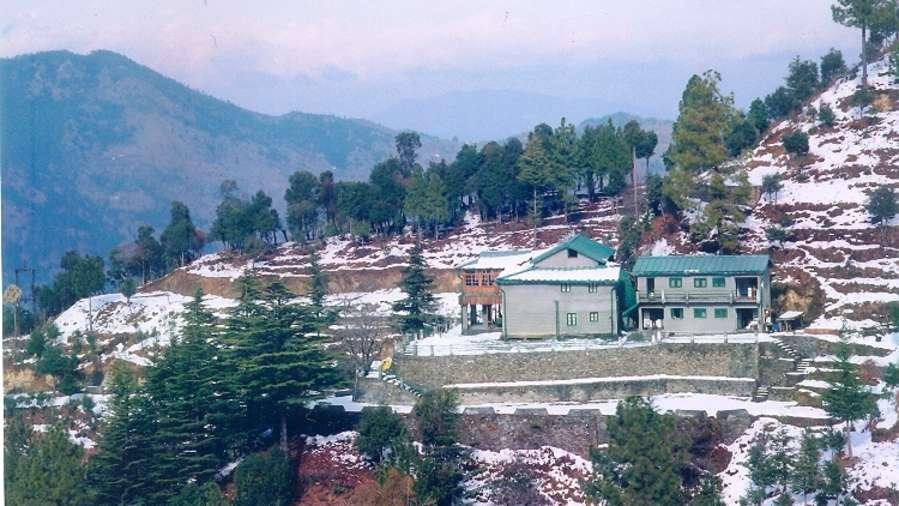 The Himalayan View Retreat Hotel, Ramgarh, Nainital Nainital Snow Recreation The HImalayan View Retreat Hotel Ramgarh Nainital