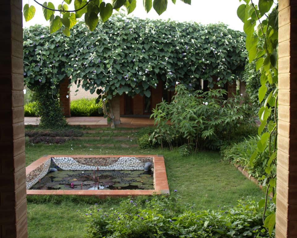 Our Native Village Bengaluru Small Pond 2 One Native Village Bangalore