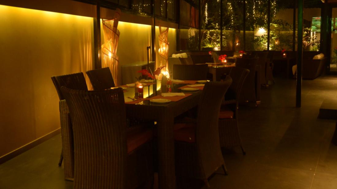 Hotel Z Luxury Residences, Juhu, Mumbai  Mumbai Jal Restaurant Hotel Z Luxury Residences Juhu Mumbai 1