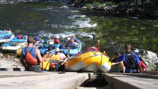 river rafting aloha on the ganges hotel in rishikesh