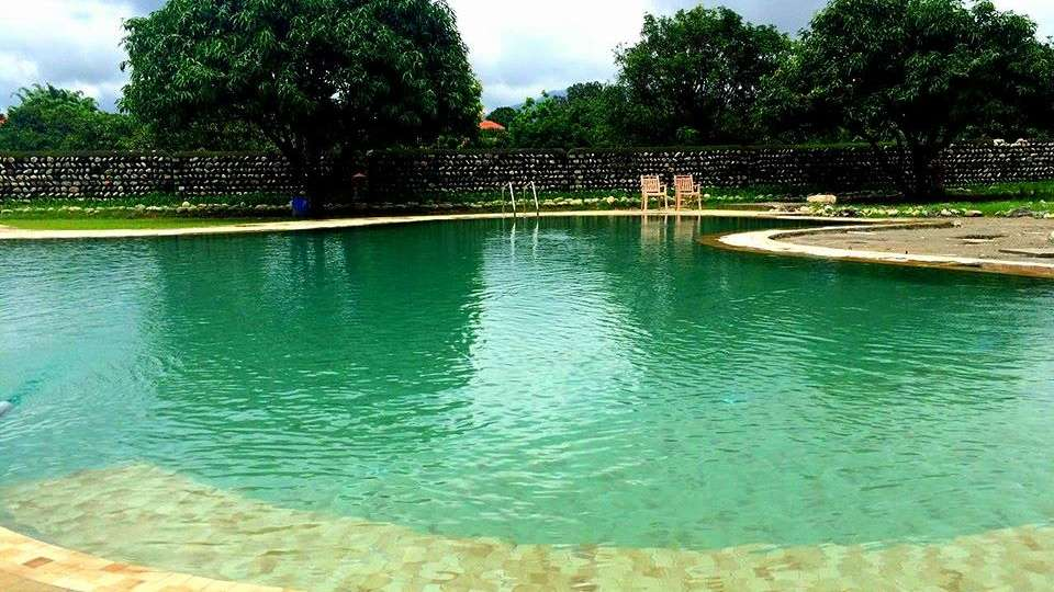 Tiger Camp Resort, Corbett Ramnagar Swimming Pool 1 Tiger Camp Resort Corbett