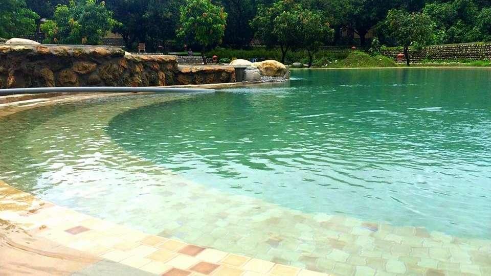 Tiger Camp Resort, Corbett Ramnagar Swimming Pool 2 Tiger Camp Resort Corbett