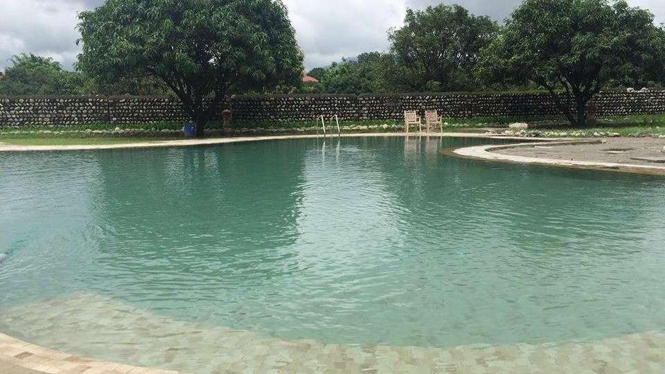 Tiger Camp Resort, Corbett Ramnagar Swimming Pool 3 Tiger Camp Resort Corbett