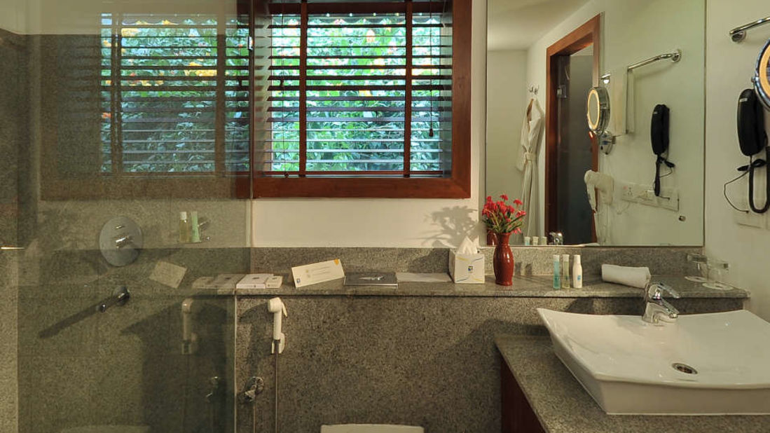 Private Bathrooms in Kovalam, Spacious Rooms near Kovalam Beach, Kovalam Beach Turtle