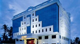 Hotel Annamalai International, Pondicherry Pondicherry Facade Hotel Annamalai International Pondicherry
