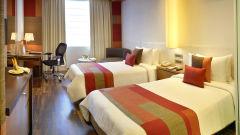 room twin The Muse Sarovar Portico Kapashera New Delhi