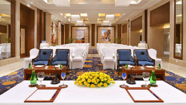 Banquet halls in Amritsar, events in Amritsar, Theatre hall at Golden Sarovar Portico Amritsar