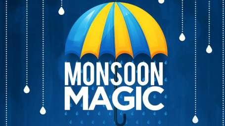 Monsoon magic at VITS Mumbai