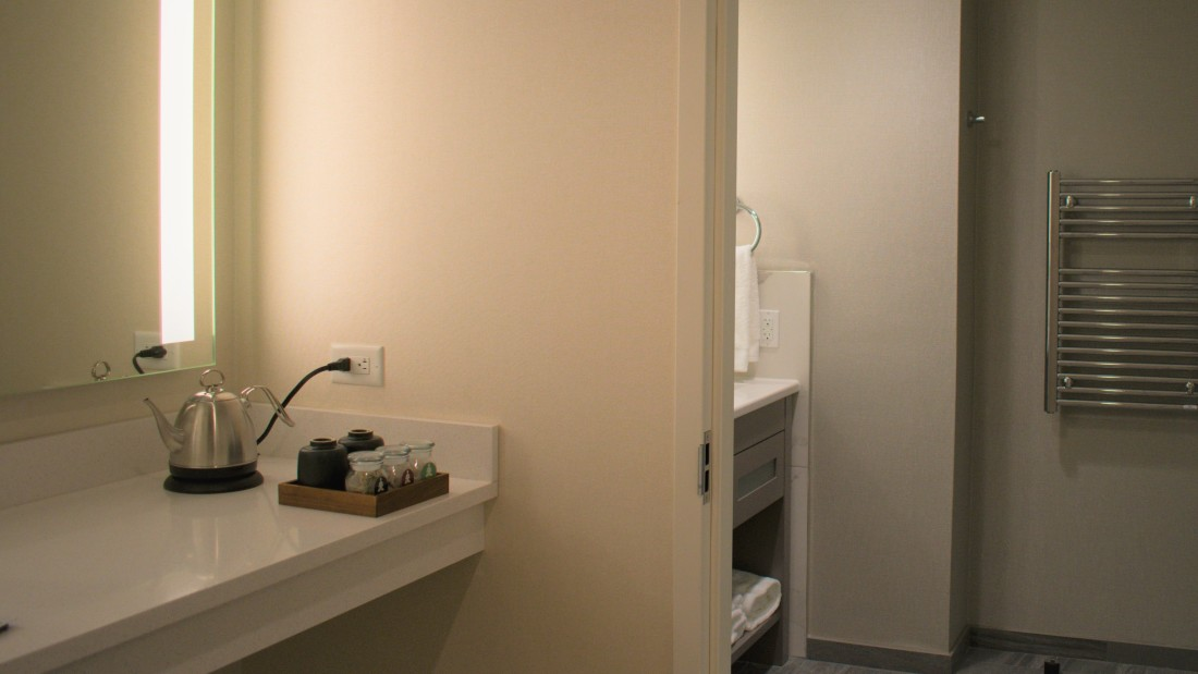 Getaway from NYC , YO1 Health Resort, Lakeview King Room