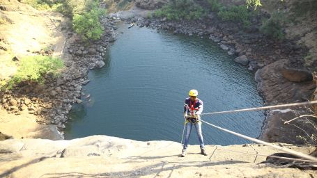 Rappelling 2