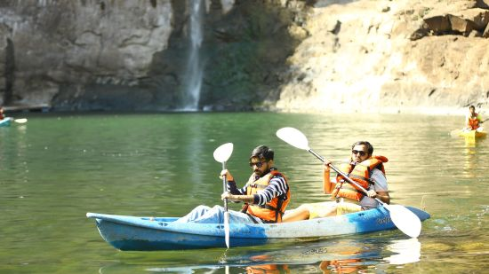 Kayaking - Dabhosa