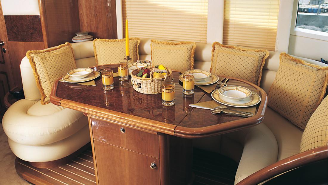 dining Foxy Lady Goa Hotel Foxy Lady Goa Hotel in Yacht in Goa
