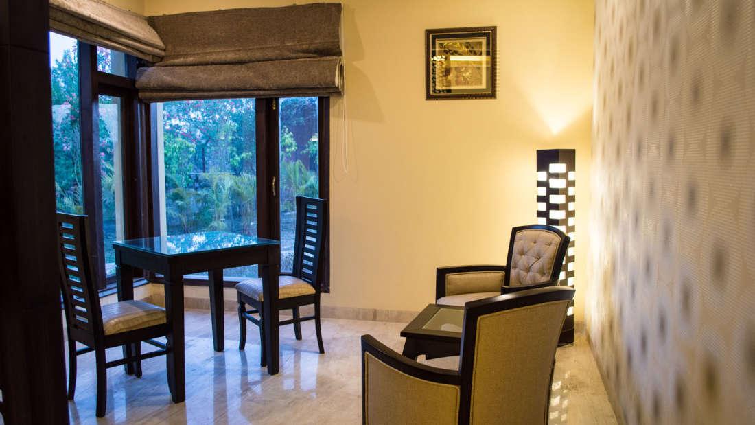 Tiger suite - Corbett Wild Iris Spa Resort Ramnagar 3