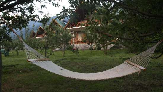 Hammock Larisa Mountain Resort Manali - 5 Star Hotels in Manali