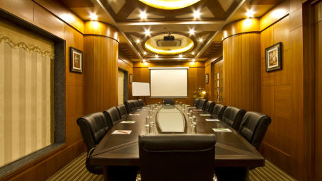 Gosthi Banquet Hall in Patna at Hotel Gargee Grand 1 tedavi