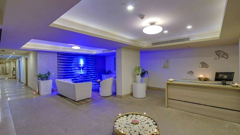 Spa at Radisson Blu - Bengaluru Outer Ring Road 1