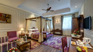 Suites In Kolkata  The Astor, Kolkata  Rooms In Park Street 555