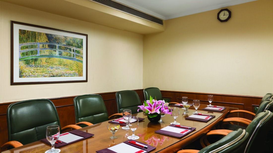 Business Centre at Hotel Ramada Plaza Palm Grove Juhu Neach Mumbai, Meeting and Conference Hotels In Juhu Mumbai