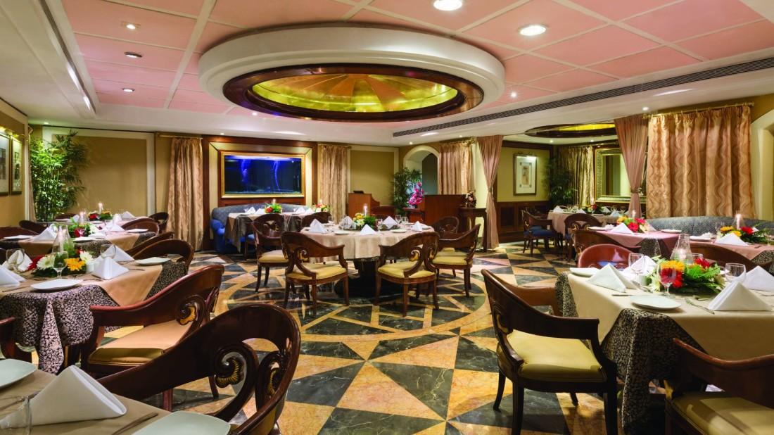 Oriental Bowl at hotel ramada plaza palm grove juhu beach mumbai