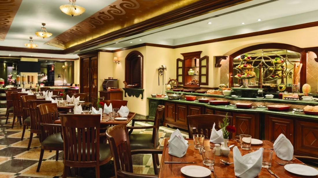 Tangerine Cafe at hotel ramada plaza palm grove juhu beach mumbai