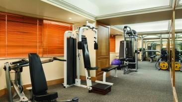 Gym at Hotel Ramada Plaza Palm Grove