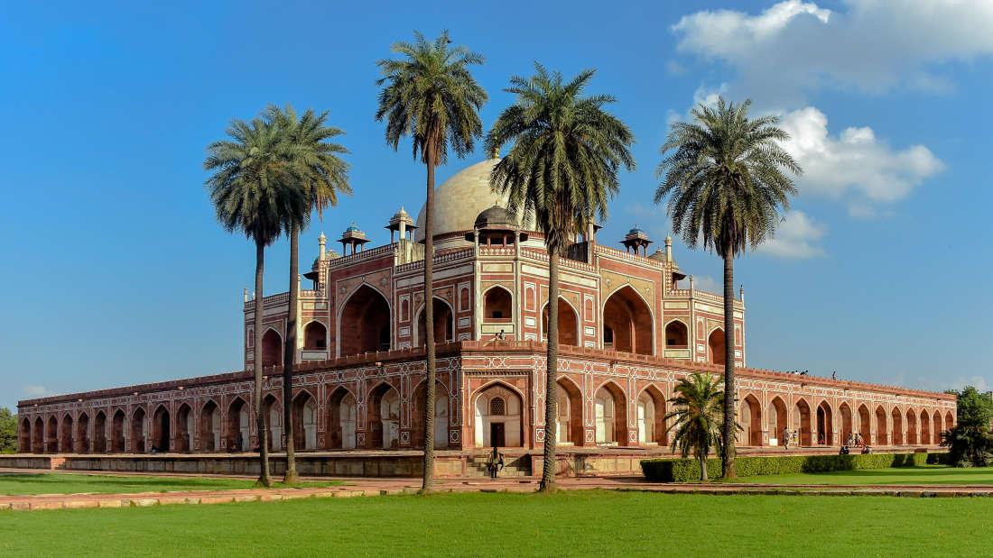 Humayun s Tomb  Delhi  India 2019