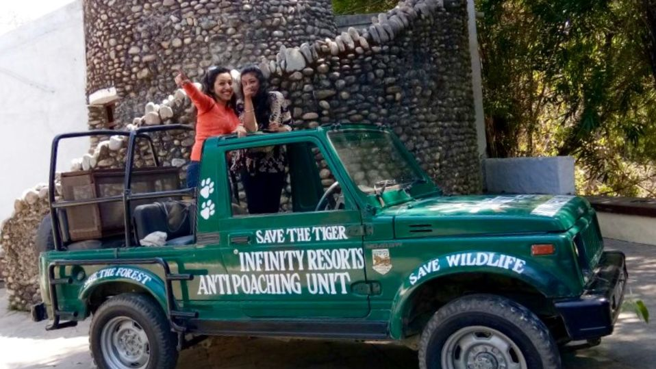 Jeep Safari at Infinity Resorts Corbett, Adventure Activities in Uttarakhand 1