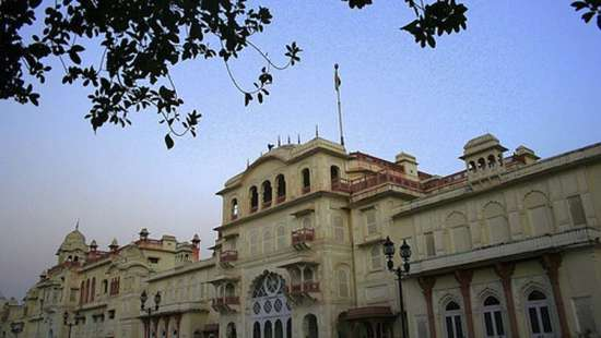 Moti Bagh Palace The Baradari Palace, Heritage Hotels in Patiala