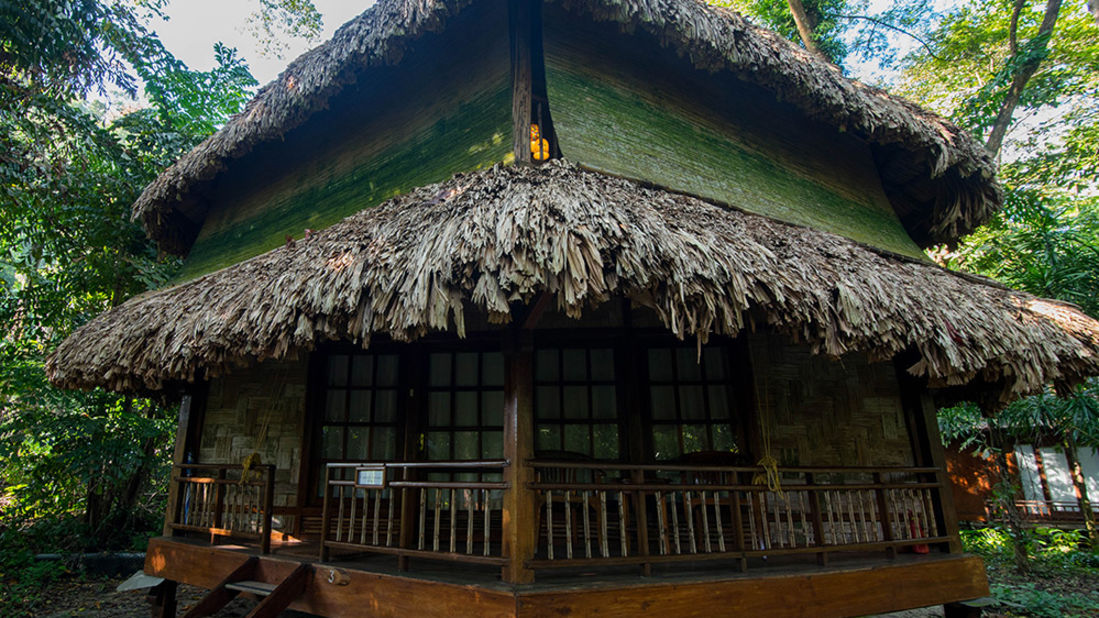 Fan Cooled Duplex cottages at Barefoot at Havelock Andaman resort nvpop8