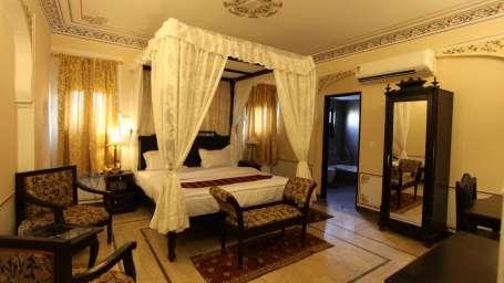 Traditional Heritage Haveli Hotel, Jaipur Jaipur Premium