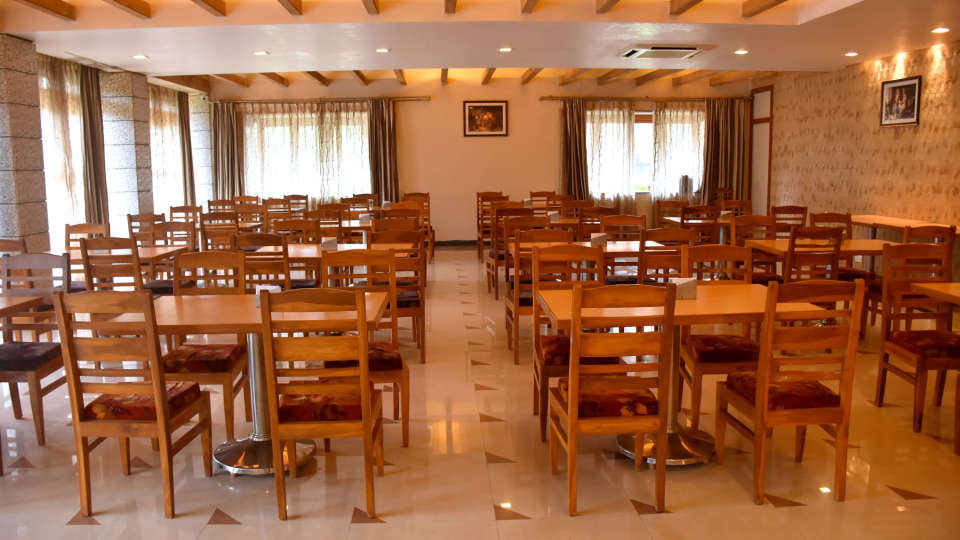 Restaurant at Kohinoor Highway - Dapoli Maharashtra 1