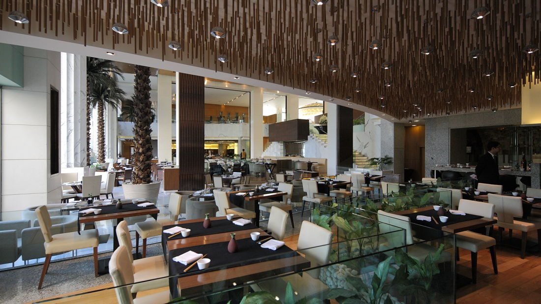 woktok 5 Star restaurants in New Delhi, The Grand New Delhi 23