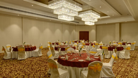 Darbar Banquet Hall Ramada Resort Kumbhalghar Banquet Hall in Kumbhalghar 1