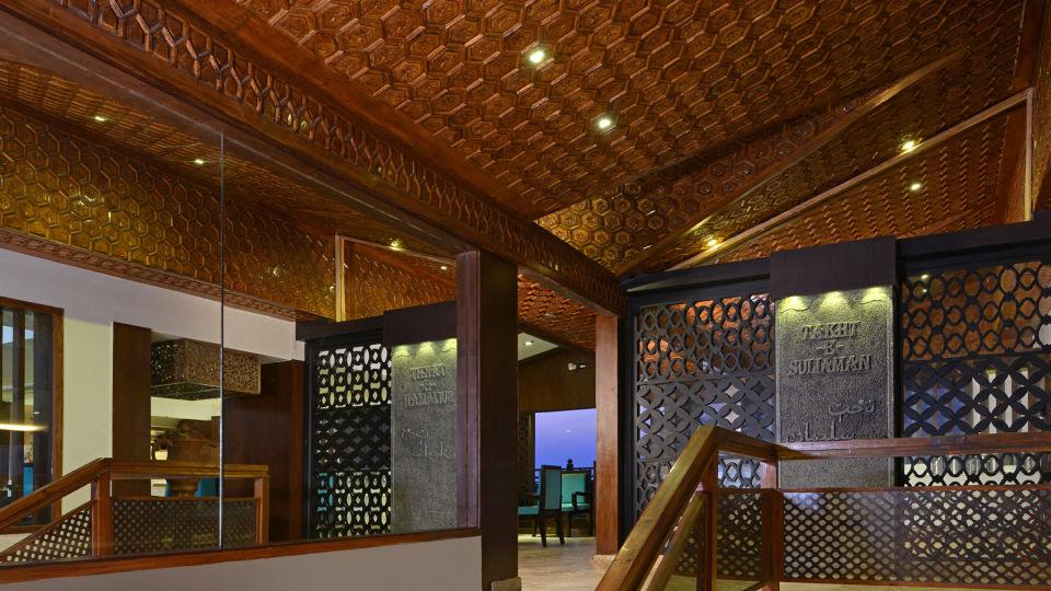 Restaurant at RK Sarovar Portico Srinagar 7