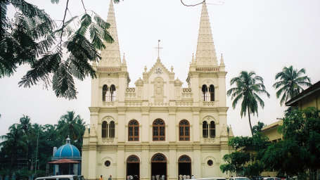 Fort Abode Apartments, Fort Kochi Cochin Santa Cruz Basilica