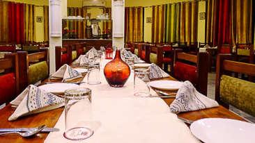 Restaurants in Bharatpur
