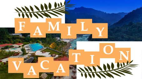 Aloha on the Ganges, Rishikesh Rishikesh AOG-Family Getaway